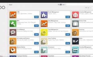 Odoo 9 Apps